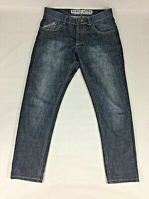 $ CDN28.99 • Buy MENS JEANS Series Seven Size 34/31 Washed Made In Pakistan