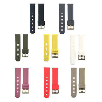 Replacement Silicone Sport Band Straps For Huawei Honour S1-20mm • 3.46£