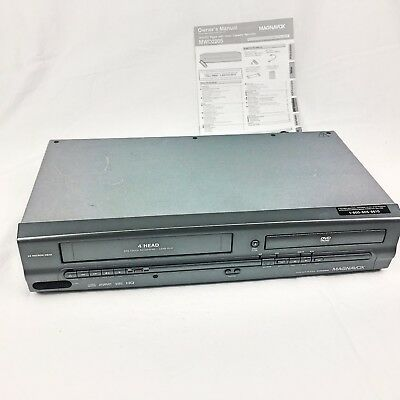 $ CDN48.31 • Buy Magnavox MWD2205 DVD Player VHS Player/Recorder - VHS Works - DVD Does Not Open
