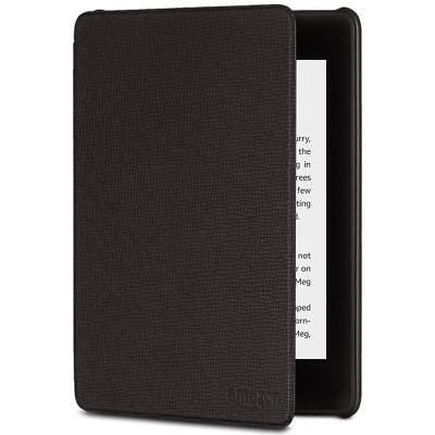 AU88.95 • Buy New Kindle Paperwhite Leather Cover Reading 10th Generation 2018 - Black