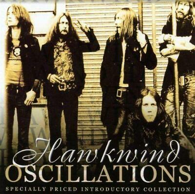 £7.99 • Buy HAWKWIND - OSCILLATIONS (New & Sealed) CD Space Rock Live '72