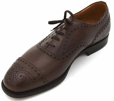Church s Uomo Scarpa Derby Francesina Classica In Pelle Fit G Art. Diplomat  73 • 299.00 69062792427