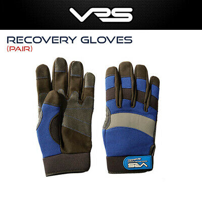 AU29.99 • Buy Recovery Gloves (pair) Safety Recovery Offroad 4X4 4WD Tow Accessories