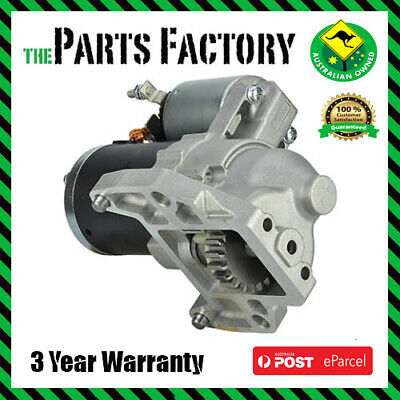 AU138.30 • Buy New Ford Escape Starter Motor For 2001-2007 V6 3.0L Manual Or Automatic