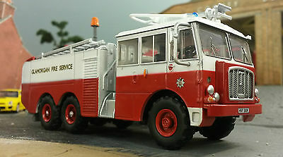 $43.16 • Buy Scale 1:76 HO/OO/00 Thornycroft Nubian Airport Airfield Rescue Fire Engine Model