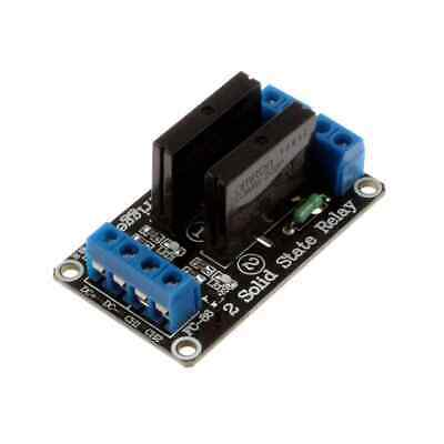 AU10.95 • Buy 5V 2 Channel 240V SSR Low Level Solid State Relay