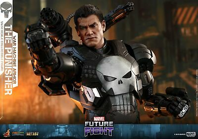 $ CDN567.31 • Buy Hot Toys MARVEL Future Fight 1/6 The Punisher (War Machine Armor) VGM33D28