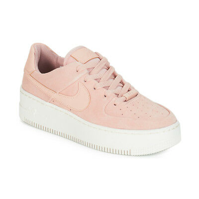 scarpe nike air force donna rosa