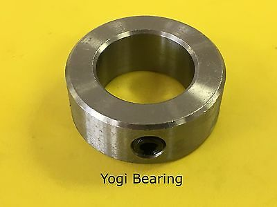 """Suitable for Welding USC-100 10pcs 1/"""" Shaft Collar Unplated"""