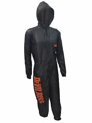 £29.96 • Buy DeVilbiss Black Reusable Coveralls Spray Painting Overalls Automotive Suit