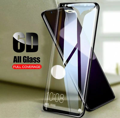 $ CDN1.99 • Buy 6D Full Cover Tempered Glass Screen Protector For Samsung Galaxy S8 S9Plus /so