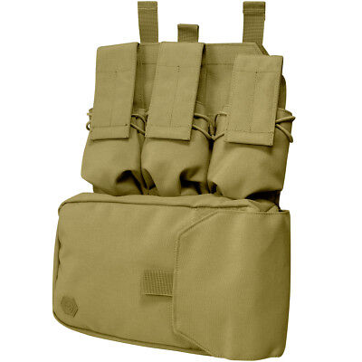 Viper Assault Panel Airsoft Army Patrol Bladder MOLLE Security Police Coyote • 26.50£