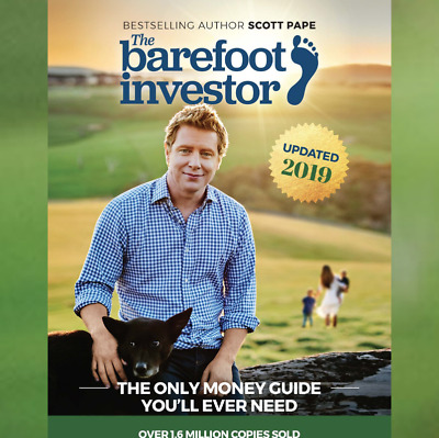 AU22.50 • Buy The Barefoot Investor By Scott Pape 2019-20 Updated Edition Paperback Brand New