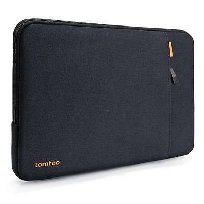 AU36.88 • Buy Tomtoc 360° Protective Laptop Sleeve Case Bag For New MacBook Air Pro 13  Black