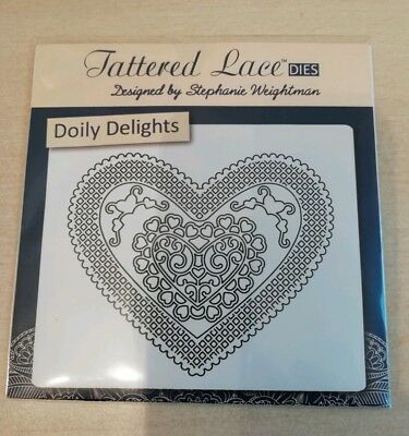 Sizzix Thinlits Die Doily Mask by Samantha  Barnett 661683 New Free P /& P