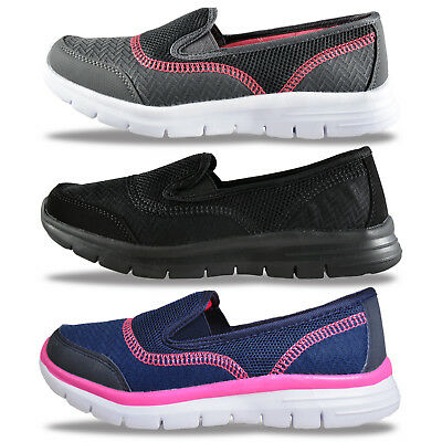 View Details Airtech Reef Women's Ladies Slip On Comfort Foam Trainers From £9.99 Free P&P • 9.99£