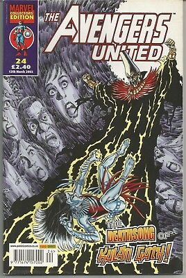 Avengers United #24 : March 2003 • 6.95£