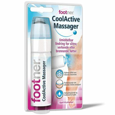 £6.99 • Buy Footner Cool Active Massager  Pain Relief Spray - Up To 90 Applications