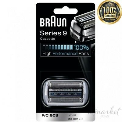 AU230.51 • Buy Brown Shaver Series 9 Blade Inner Blade Integrated Cassette Silver F / C 90 S
