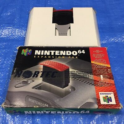 Nintendo 64 Expansion Pak Pack O 4999