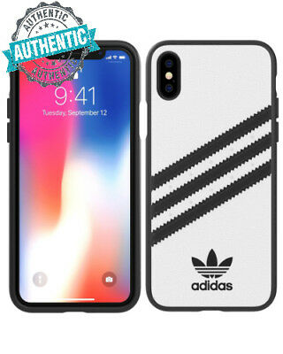 AU16.92 • Buy Adidas Original 3-Stripes Snap Case For IPhone X & IPhone XS 100% Authentic