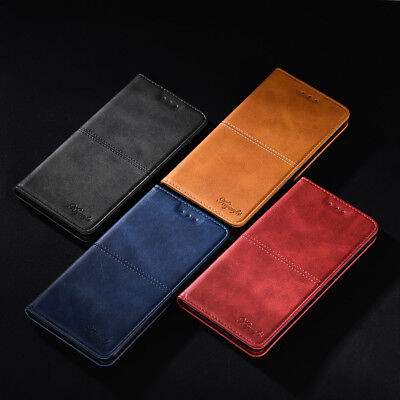 AU14.99 • Buy  Nokia 7.1 8.1  5.1 6.1 Case Cover Magnetic Flip PU Leather