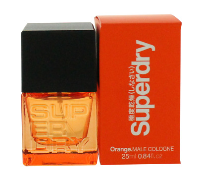 Orange By Superdry For Men EDC Spray Cologne 0.84oz New In Box • 20.87£