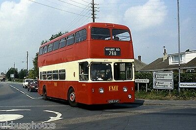 PMT Potteries Motor Traction-Pennine Preserved 19766 1991 Bus Photo • 0.99£