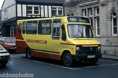 PMT Potteries Motor Traction No.528 Pudsey 1987 Bus Photo • 0.99£