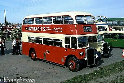 PMT Potteries Motor Traction 1453 Canvey Island Bus Photo • 0.99£