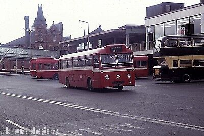PMT Potteries Motor Traction No.936 Hanley 1977 Bus Photo • 0.99£