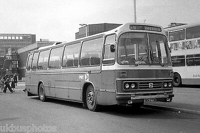 PMT Potteries Motor Traction No.46 Sheffield Bus Photo • 0.99£