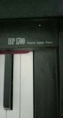 AU500 • Buy Black Digital Piano, Good Condition,  Comes With Books In Picture,  No Stand.