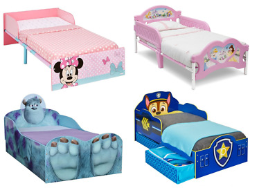 £74.99 • Buy Choose From Childrens Character Toddler Beds Paw Patrol, Minnie, Peppa, Thomas