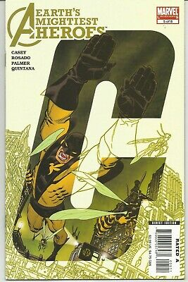 Avengers (Earths Mightiest Heroes) #5 : March 2007 : Marvel Comics • 6.95£