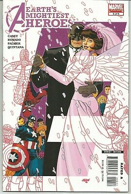 Avengers (Earths Mightiest Heroes) #6 : March 2007 : Marvel Comics • 6.95£