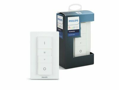 AU40.59 • Buy Philips Hue Smart Wireless Dimmer Switch With Remote For Smart LED Light Bulbs