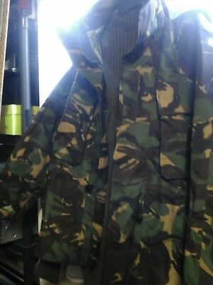 Army Style Jacket And Jumper  • 30£