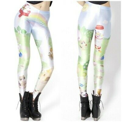 $ CDN28.49 • Buy Black Milk Tokyo Massacre Leggings XS Old School Rare BlackMilk Kawaii