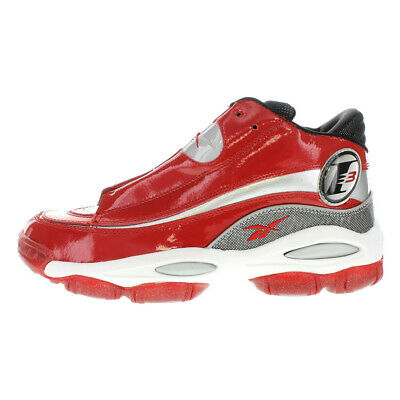 0c711018a165 New Reebok The Answer Dmx 10 Shoes Size 11 Sneakers Red Iverson I3 • 149.99