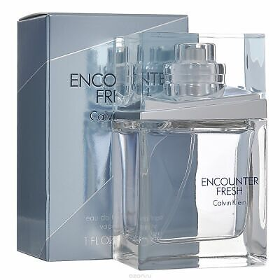 £43.87 • Buy Calvin Klein Encounter Fresh Edt Eau De Toilette Spray For Men 30ml