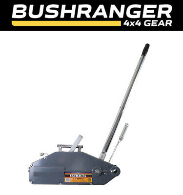 AU480 • Buy Extracta Hand Winch Manual Recovery Towing 4X4 4WD Offroad 2.5T 2500Kg