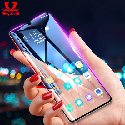 AU2.76 • Buy For Xiaomi Redmi Note 7 Full Cover Curved Tempered Glass Film Screen Protector