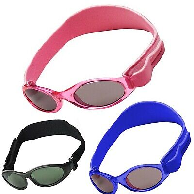Baby Sunglasses Kids/Toddler Boy Girls Safe 100% Sun Protection Age 2-4 Years  • 4.99£