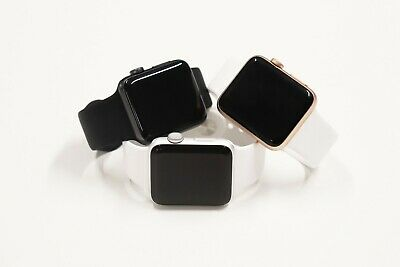 View Details Apple Watch Series 3 38mm & 42mm GPS Or Cellular All Colours Aluminium Case • 199.95£