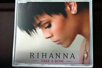 AU9.50 • Buy Rihanna - Take A Bow | CD Single | 2008