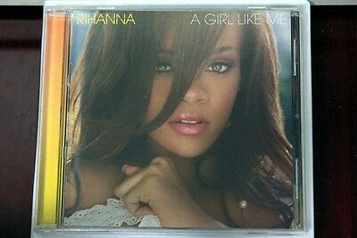 AU10.50 • Buy Rihanna - A Girl Like Me | CD Album | 2006