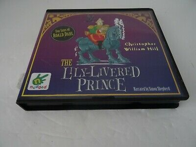 Audio Book The Lily-Livered Prince Christopher William Hill 5CD Set  • 8£