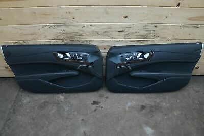 $339.99 • Buy Set Interior Door Trim Panel 2317205501 Mercedes SL63 AMG SL65 SL550 R231 13-18