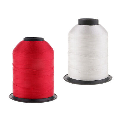 Prettyia 2x Whipping Wrapping Threads For Fishing Rod Ring Guides 2187Yds • 14.38£
